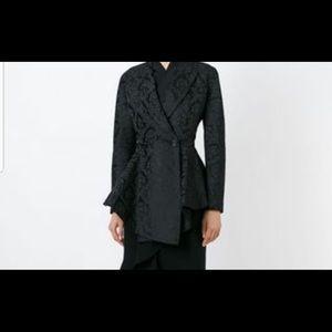 Givenchy Baroque Jacquard Blazer SZ 38